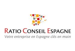 Création logo Ratio Conseil Espagne