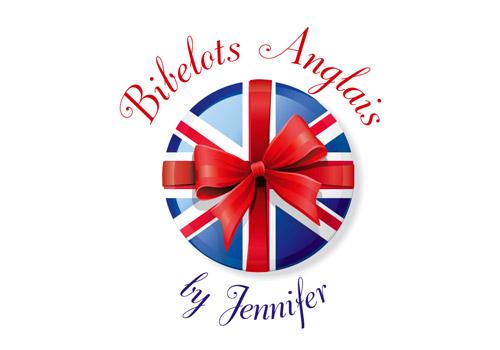 Cr 233 Ation Logo Bibelots Anglais By Jennifer Chef De