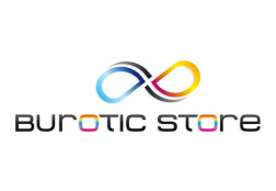 Création logo Burotic Store – bureautique et solutions numériques