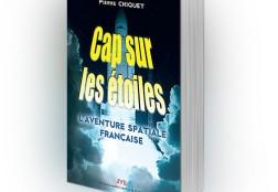 Création de la couverture du livre Cap sur les étoiles