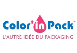 Création logo Color'In Pack refonte logo packaging