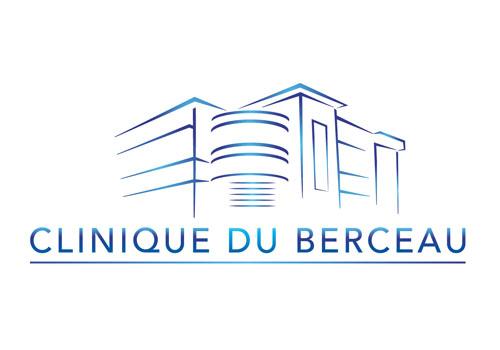 Création logo Clinique du Berceau