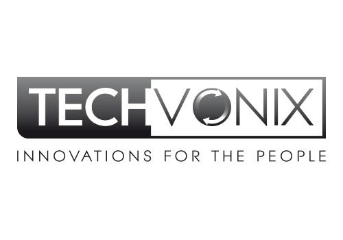 Création logo Techvonix