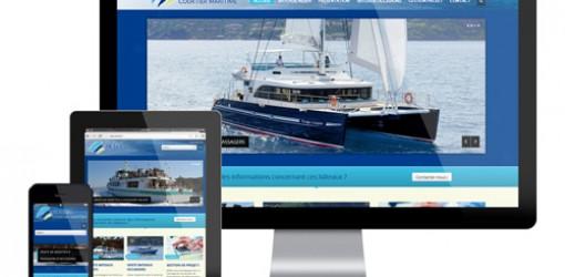 Création site internet JM SEA