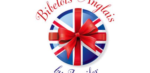 Création logo Bibelots Anglais by Jennifer