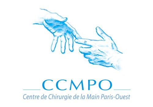 Création logo Centre de Chirurgie de la Main Paris-Ouest