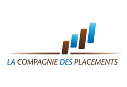 Création logo La Compagnie des Placements