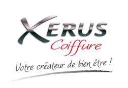 Création logo Xerus Coiffure