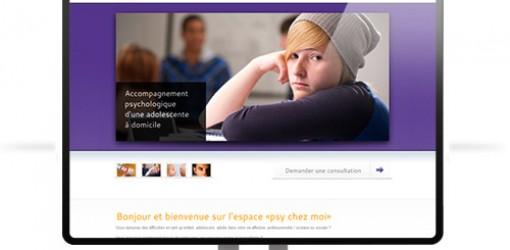 Création site internet Psy Chez Moi