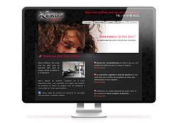 Création site internet Xerus Coiffure