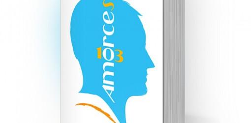 Création de la couverture du livre 103 Amorces