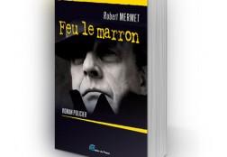 Création de la couverture du livre Feu le marron
