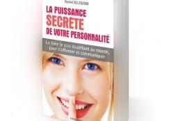 Création de la couverture du livre La puissance secrète de votre personnalité