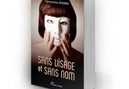 Création de la couverture du livre Sans visage et sans nom
