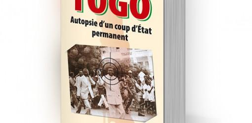 Création de la couverture du livre Autopsie d'un coup d'état permanent
